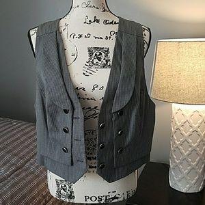 Menswear inspired Vest